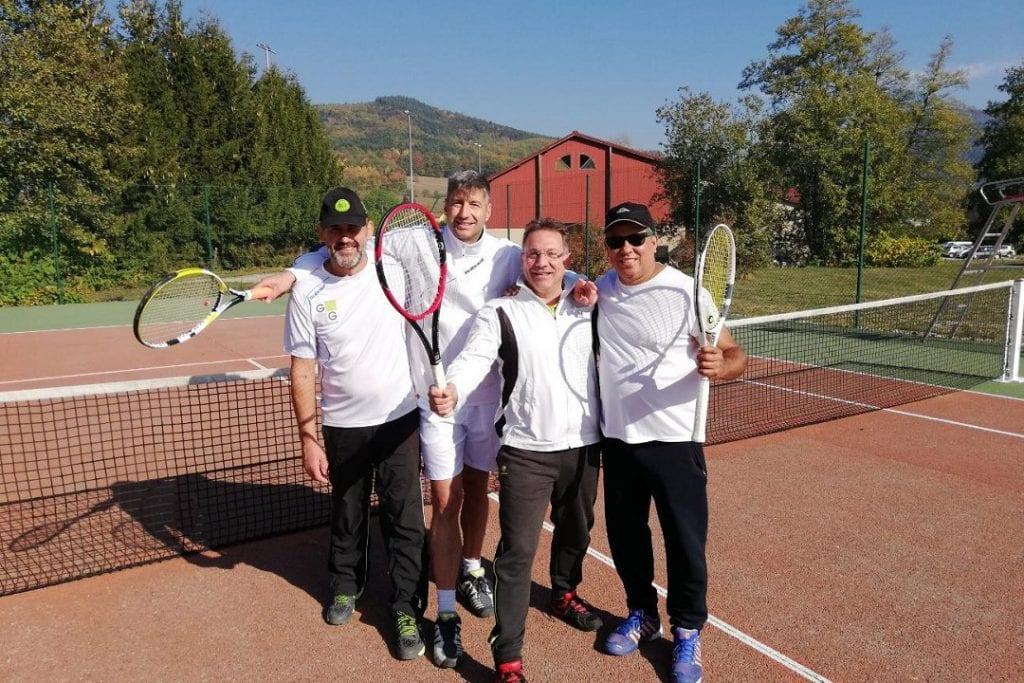 AF Section Tennis